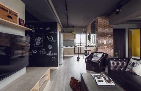 inspired apartment with industrial touches marvel heroes themed apartments with industrial touch