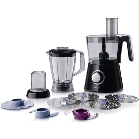 Blender Philips Chopper philips hr7762 750w food processor 3in1 blender grinder slicer shredder chopper philips