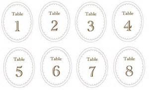 free printable table numbers my blog