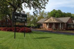 the mcdougald funeral home sc legacy