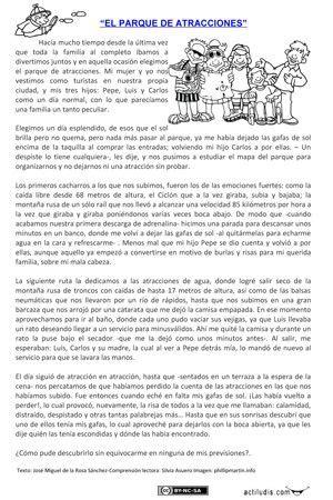 lecturas la ratonera eso 8431690909 138 best images about comprensi 211 n lectora actiludis on un la vuelta and autor