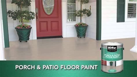behr premium 174 low lustre gloss enamel porch patio
