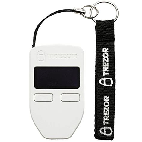 trezor bitcoin wallet white trezor bitcoin wallet white