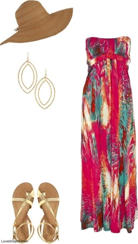 Tropical Vacation Wardrobe by 1000 Ideas About Tropical Vacation On