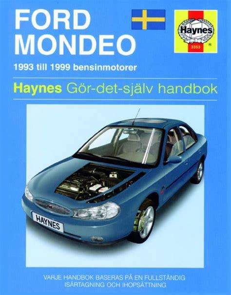 ford mondeo repair manual haynes 1993 2000 new sagin workshop car manuals repair books reparationshandbok ford mondeo rep sv3353 mekanika se bildelar online