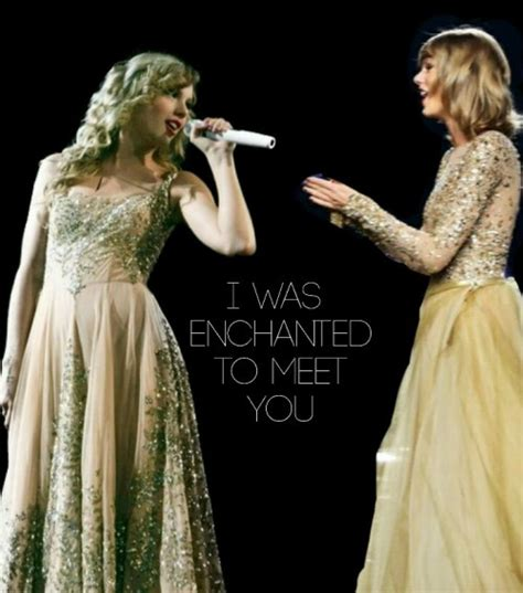 enchanted by taylor swift taylor swift enchanted on tumblr