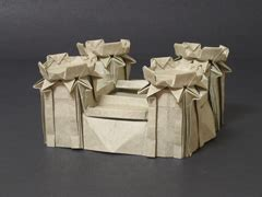 How To Make An Origami Castle - zing origami
