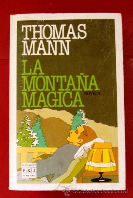 libro la montaa mgica libro thomas mann la monta 209 a m 193 gica libros de segunda mano posteriores a 1936 literatura