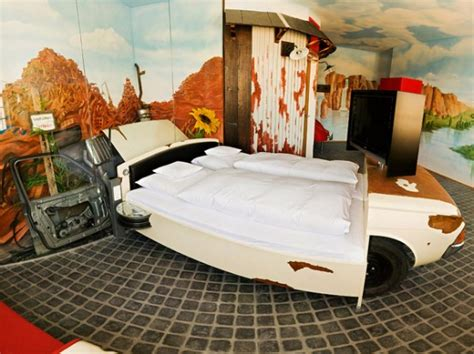 creative bedrooms creative inspiring modern car bedroom interior designs