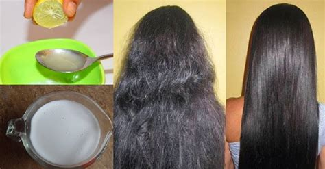 home tricks to make the hair straight from top and curly from bottom this is the only natural and effective way to get straight