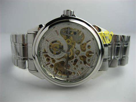 Jam Tangan Omega Skeleton Leather omega skeleton chain ii silver 210rb jamtangananas