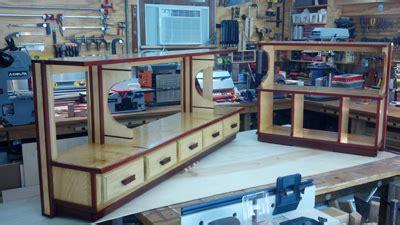 trophy case woodworking plans