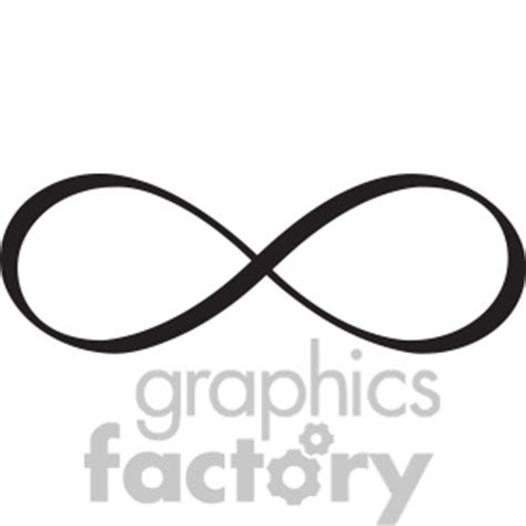 infinity to infinity symbol infinity clipart clipart suggest