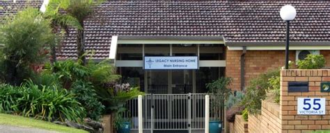 coffs harbour legacy nursing home