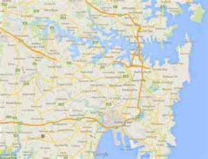 sydney map the sydney harbour bridge was a bad mistake the think engine