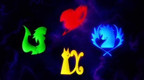 Wallpaper Keren Fairy Tail | fairy tail logo wallpaper 183 download free cool full hd