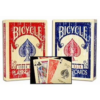 Bicycle Syzygy Bonus Deck faded deck bicycle cards with bonus fast shipping magictricks