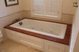 Installing A Drop In Bathtub Whirlpool Tub Installation Planning Armchair Builder
