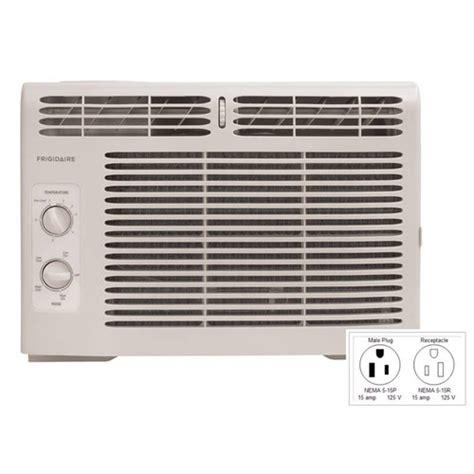 Lowes Room Air Conditioner by Frigidaire 5000 Btu Window Room Air Conditioner 99 00