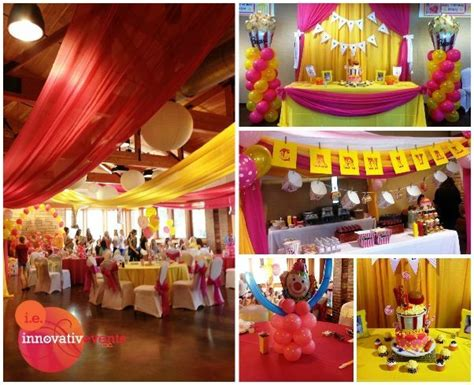 carnival themed event carnival theme party for adults girly circus carnival