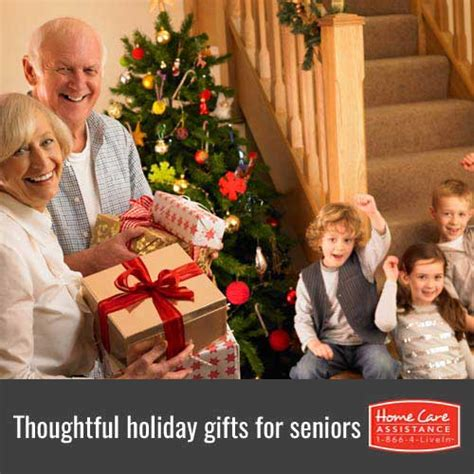 6 out of the box gift ideas for seniors