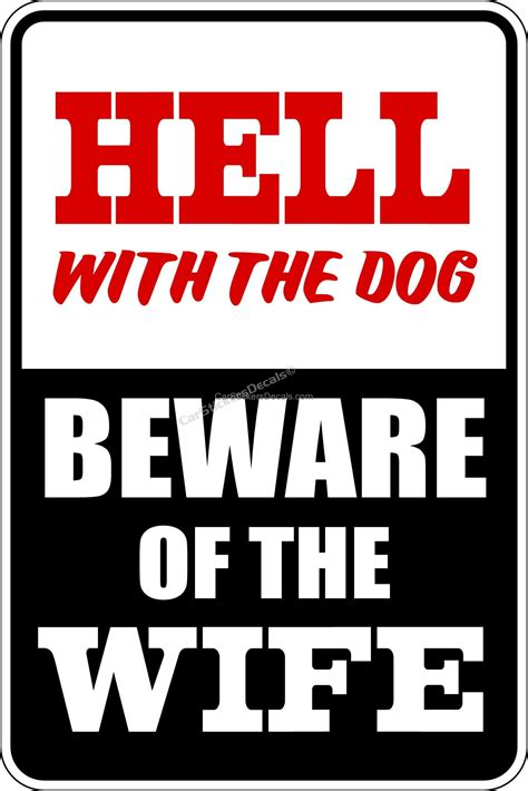 beware of the beware of the sign car stickers decals