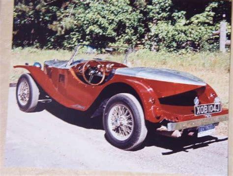 old boat tail cars modified mga cars boat tail mga