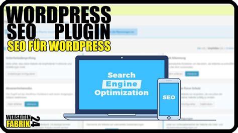tutorial wordpress deutsch wordpress seo plugin deutsch tutorial deutsch german