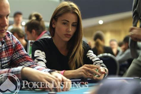 gaelle garcia diaz poker     sport