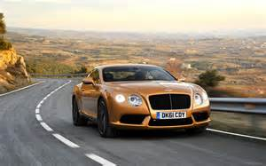 2012 Bentley Gt Bentley Continental Gt V8 2012 Widescreen Car