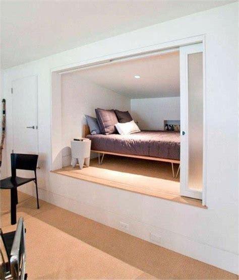 hidden bed secret bed idea tips trick pinterest