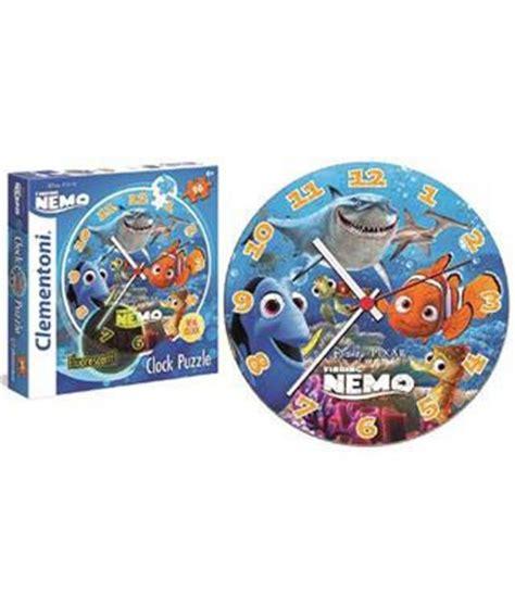 cornici per puzzle clementoni comprare clementoni 23022 puzzle orologio nemo vendita