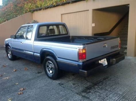 1988 mazda b2200 purchase used 1988 mazda b2200 extended cab with 20 920