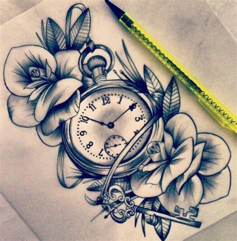 tattoo flower clock 183 үσυ αяε мү gεт αωαү үσυ αяε мү ғαvσяιтε ρℓαcε 183