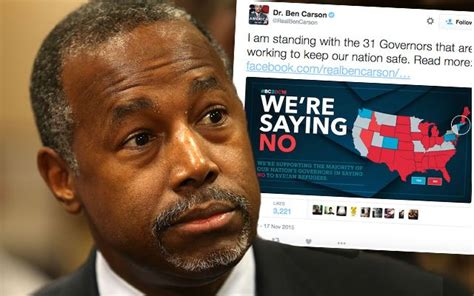 Pp Carson ben carson s caign team doesn t basic united states geography radar