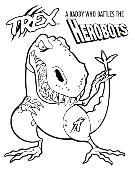 dinosaur robot coloring page free coloring pages of dinosaur robots