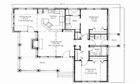 Photos Of House Plans by Simple 4 Bedroom Home Plans Talentneeds