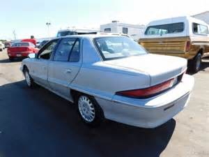 1993 Buick Skylark 1993 Buick Skylark Custom Used 3 3l V6 12v Automatic Sedan