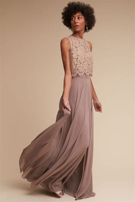 209 best Neutral Bridesmaid Dresses images on Pinterest
