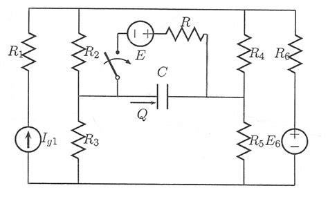 solving resistor capacitor circuits solve capacitor circuit problems 28 images capacitor circuit problems pdf 28 images circuit