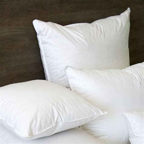 bedding and pillows mount orford feather pillow by cd bedding of ca beddingsuperstore com