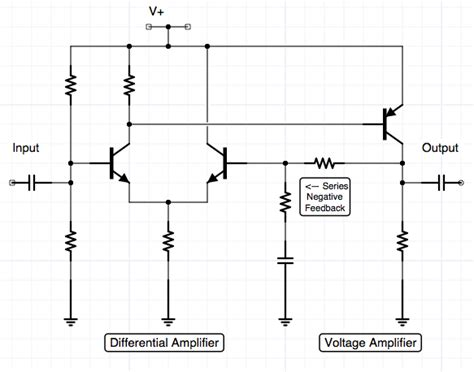 transistor lifier feedback lifiers www davidmorrin