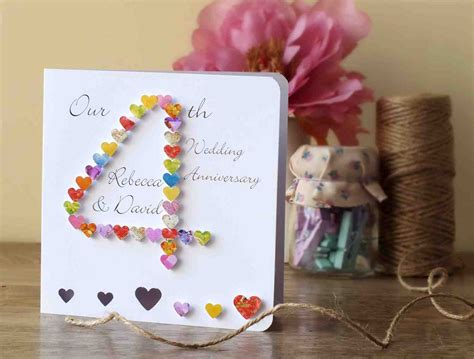4th Wedding Anniversary Quotes For My by 4th Wedding Anniversary Gifts Wedding And Bridal Inspiration