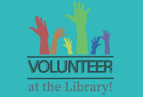 Library Volunteer by Deerfield Library