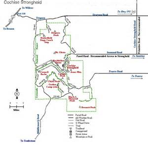 pearce arizona map willcox trip eurofresh and cochise stronghold