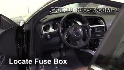 Control De Fusible Interior En Audi A5 Quattro 2008 2017