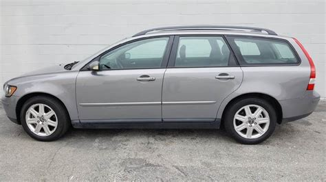 2006 volvo station wagon 2006 gasoline volvo v50 station wagon for sale 25 used
