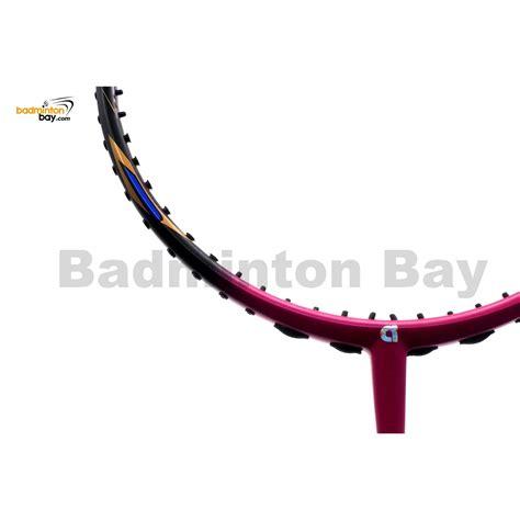 Raket Badminton Apacs Ferocious Lite Sg apacs ferocious lite pink badminton racket 6u