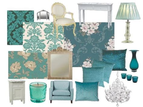 teal decor decoration ideas in ocean blue and brown home decorating