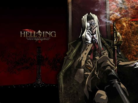hellsing ultimate hellsing ultimate wallpapers wallpaper cave
